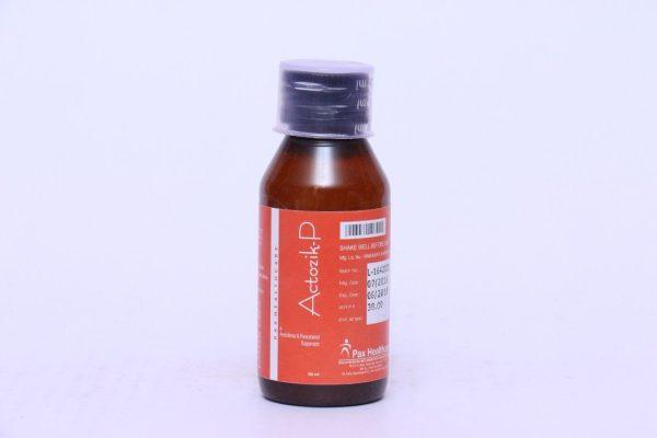 Aceclofenac+Paracetamol/Acetaminophen