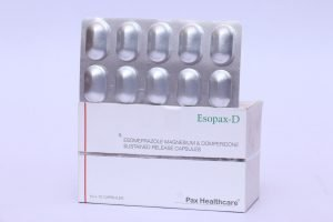 Esomeprazole magnesium & Domeperidone capsules
