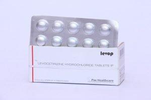 Levocetrizine hydrocghoride tablets