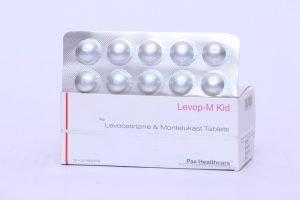 Levocetrizine & Montelukast tablets