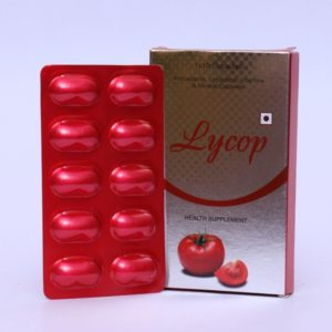 LYCOPENE WITH MULTIVITAMIN CAPSULES