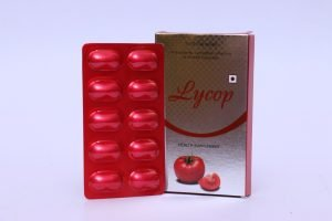 Beta-carotene +Biotin +Chromic chloride +Folic acid +L-lysine 50 MG+Lutein 6 MG+Lycopene+Niacinamide +Vitamin B12 1 MCG+Vitamin B6 +Vitamin D3 +Zinc sulphate capsules