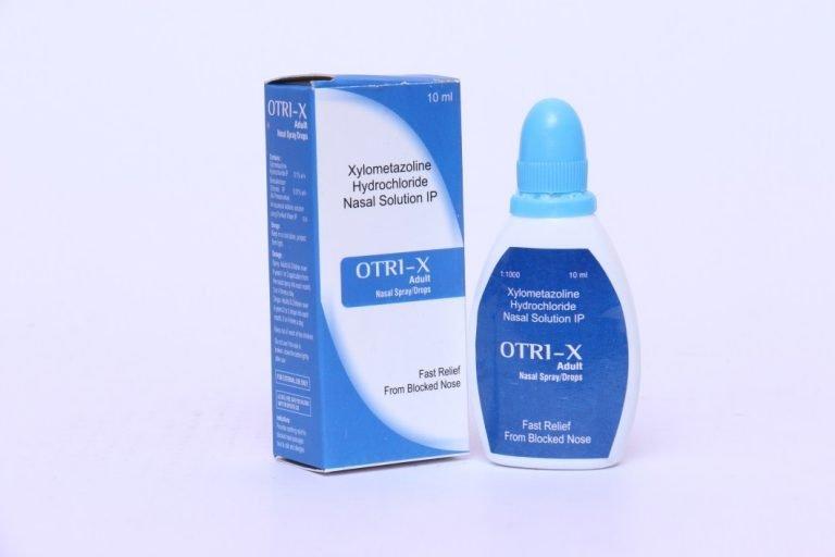 Xylometazoline Hydrochloride Nasal Solution
