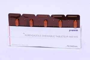 Albendazole Chewable Tablets