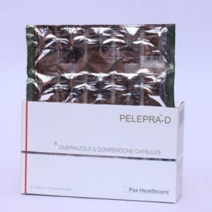 Omeprazole & Domeperidone capsules