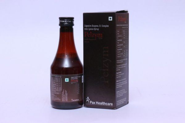 digestive enzyme, B complex with lysine syrup