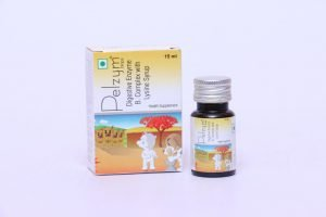 Digestive Enzyme, B.complex with Lysine syrup