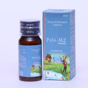 Ofloxacin & Metronidazole Suspension