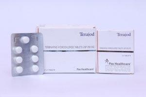 Terabinafine Hydrochloride tablets