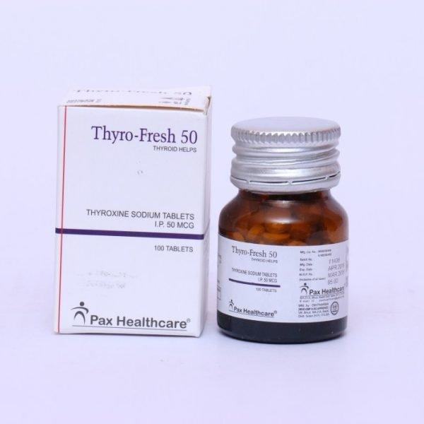 thyro-fresh 50