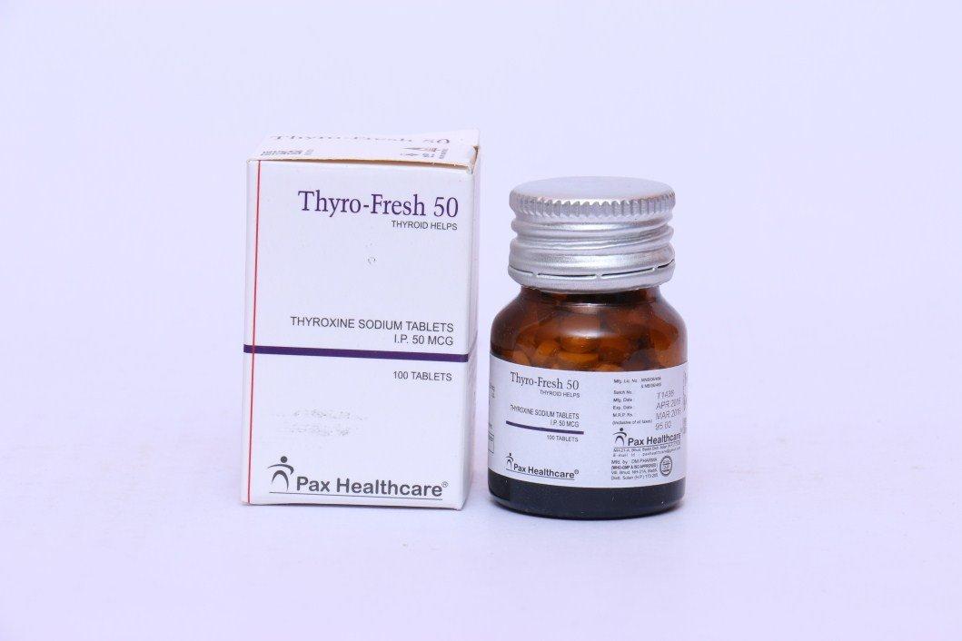 Thryo Fresh 50