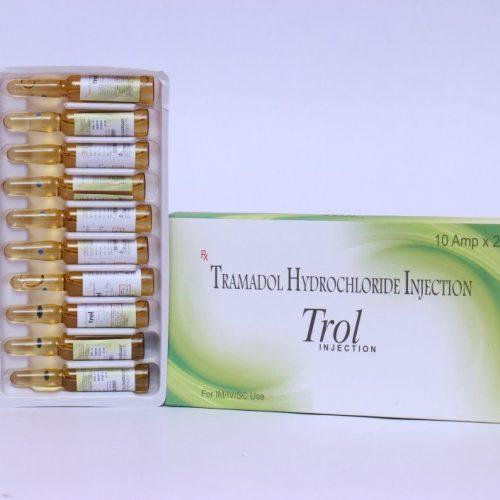 TRAMADOL HYDROCHLORIDE INJECTION