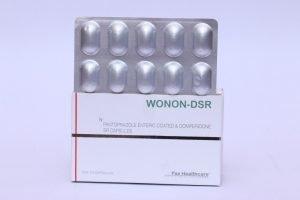 PantoprazoleEnteric Coated Domeperidone SR capsules