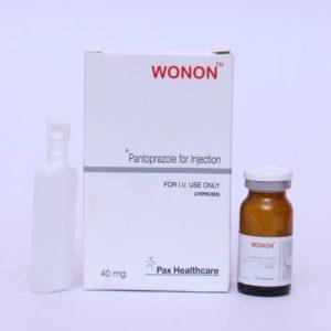 Pantoprazole injections