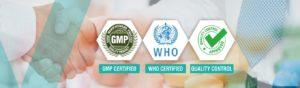 Pharma Certifications