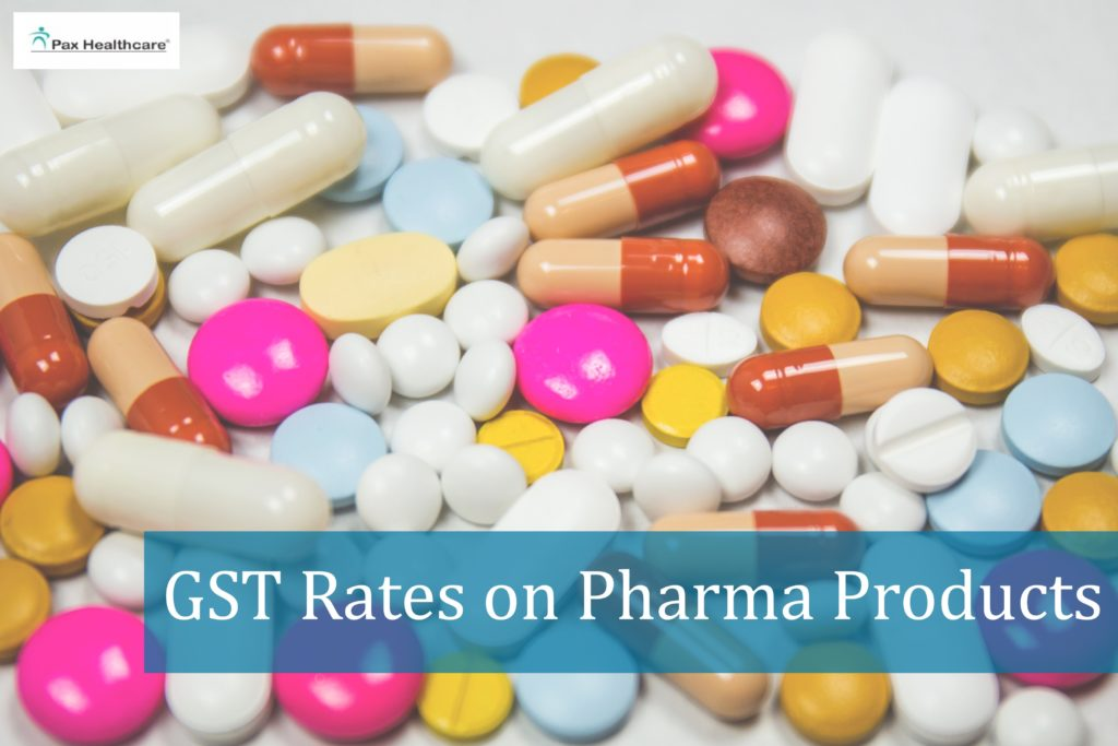 GST Impact on Pharma Product Price