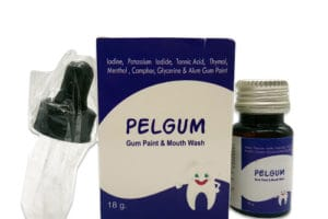PELGUM MOUTH WASH