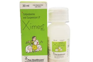 XIMEP SUSPENSION