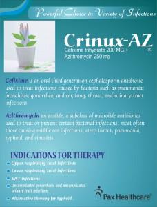 Crinux-AZ