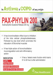 PAX-PHYLIN 200