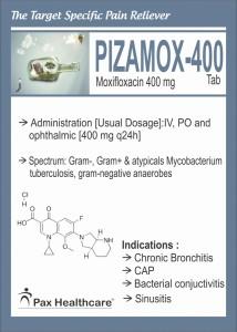 PIZAMOX-400